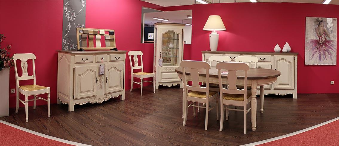 meubles de salle manger expos s dans notre magasin meubles bal meubles bal. Black Bedroom Furniture Sets. Home Design Ideas